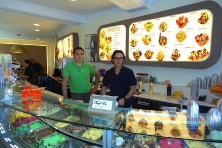 Foto von Rialto - Eis - Café in Wiesbaden