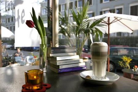 Foto von Cafe Lotte in Darmstadt