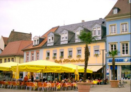 Foto von Café Hindenburg in Speyer
