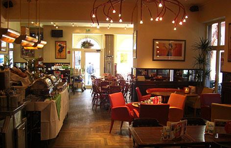 Cafe Extrablatt Menu