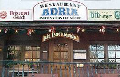 Foto 1 von Restaurant Adria in Köln