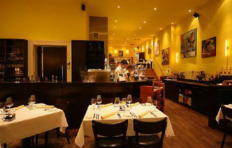 Thumbnail für ZANDER Restaurant