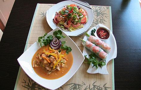 Foto 1 von Thuday Restaurant in Düsseldorf