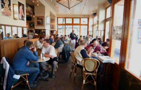 Foto 3 von Cafe Extrablatt in Frankfurt