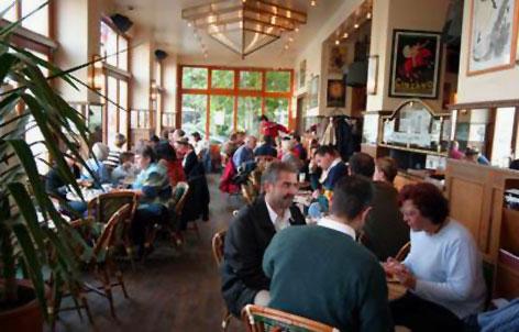 Foto 4 von Cafe Extrablatt in Frankfurt
