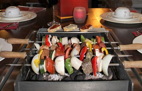 Foto 1 von Lava Das Indoor-BBQ-Restaurant in Saarlouis