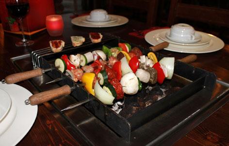 Foto 3 von Lava Das Indoor-BBQ-Restaurant in Saarlouis