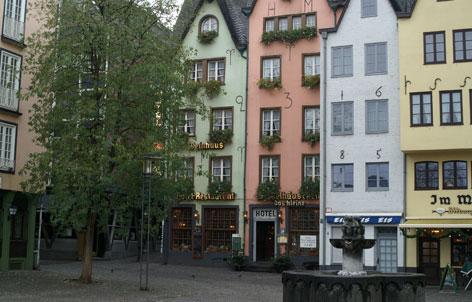 Photo von Das kleine Stapelhäuschen in Köln