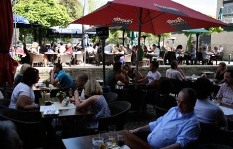 Foto 4 von Restaurant Slavia Am Rhein in Köln