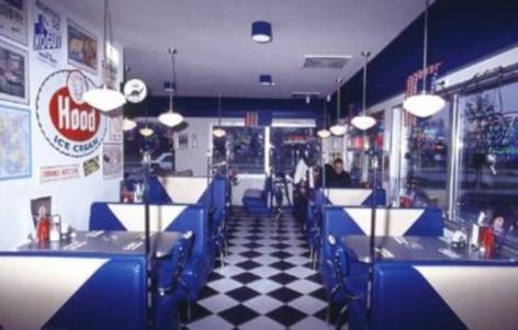 restaurant star diner essen amerikanisch. Black Bedroom Furniture Sets. Home Design Ideas