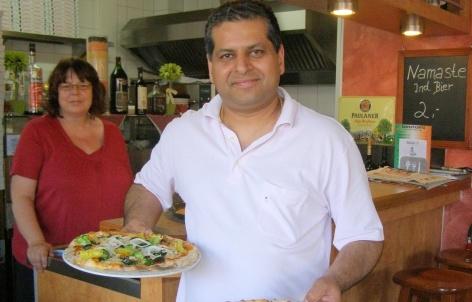 Foto 3 von RAJA'S Pizza-Pasta-Eiscafé in Kaarst