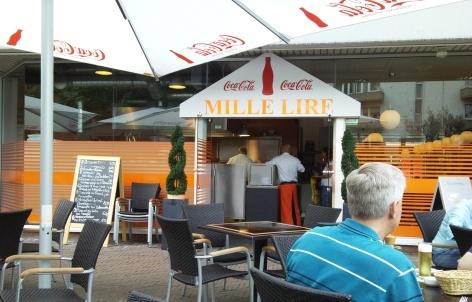 Foto 3 von Restaurant Mille Lire in Leverkusen