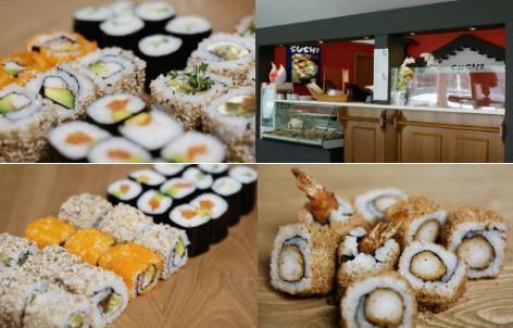 oddugi Sushi Bar im Medienhafen Düsseldorf Hafen Asiatisch