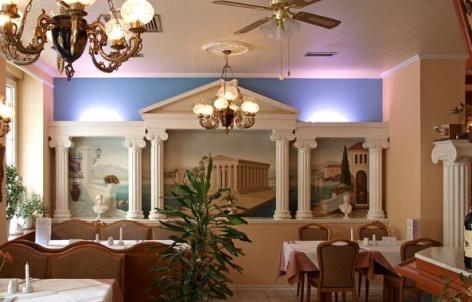 restaurant poseidon d sseldorf griechisch griechische k che. Black Bedroom Furniture Sets. Home Design Ideas