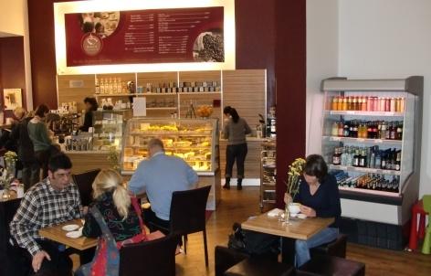 Foto 3 von Cafe BAGCO in Berlin