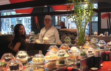 Foto 10 von Sushi am Ring in Köln