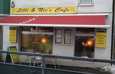 Photo von Lilli & Nic's Cafe in Berlin