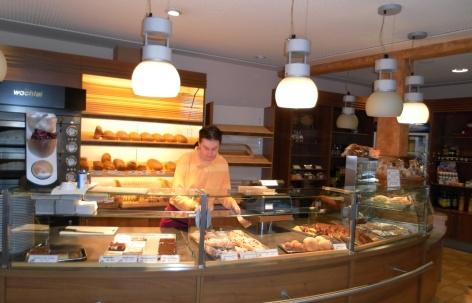 Foto 2 von Bäckerei-Cafe-Grill Pfützner in Oberhäslich