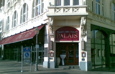 palais cafe restaurant club lounge koblenz bars lounges. Black Bedroom Furniture Sets. Home Design Ideas