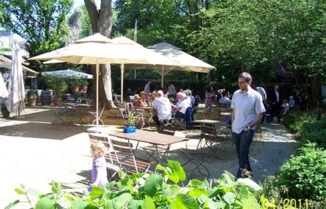 Foto 11 von Malkasten Restaurant + Bar in Düsseldorf