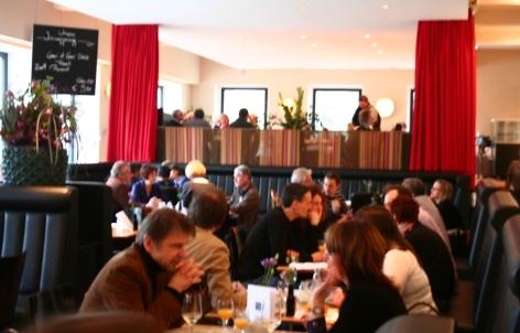 Foto 9 von Malkasten Restaurant + Bar in Düsseldorf