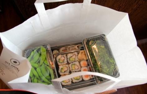 Foto 4 von art sushi Bar·Catering·Lieferung in Stuttgart