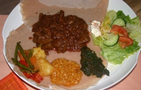 Foto 5 von Blue Nile<br> Afrikanisches Restaurant in Stuttgart