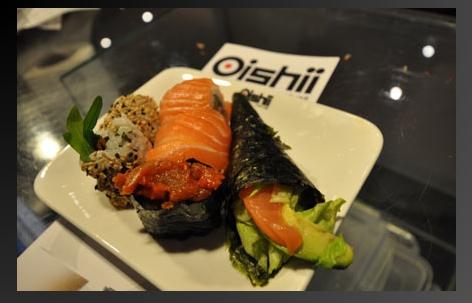 Thumbnail für Oishii Sushi & Grill
