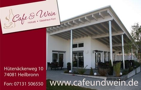 Photo von Cafe & Wein in Heilbronn