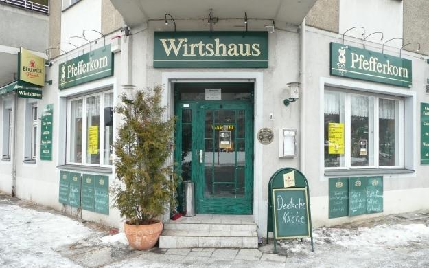 Photo von Wirtshaus Pfefferkorn in Berlin