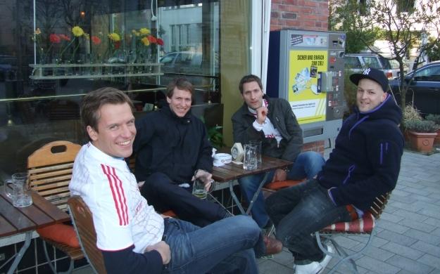 Photo von Windschirm in Hamburg