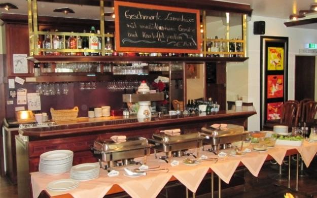 Stadt Hotel Weinsberg Stuttgart Feuerbach Cafes Bistros
