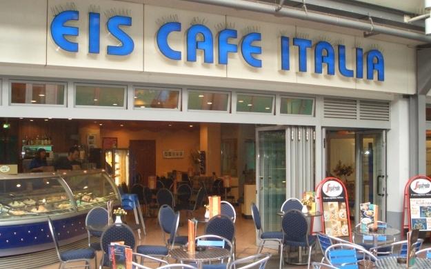 Foto 8 von Eiscafé Italia in Berlin