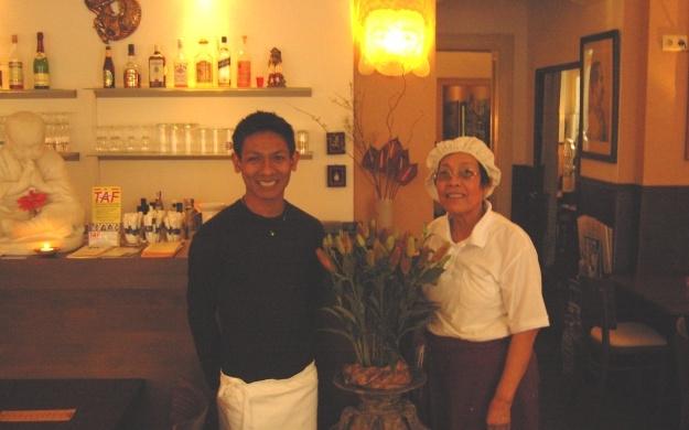Photo von Sarod's Thai Restaurant in Berlin