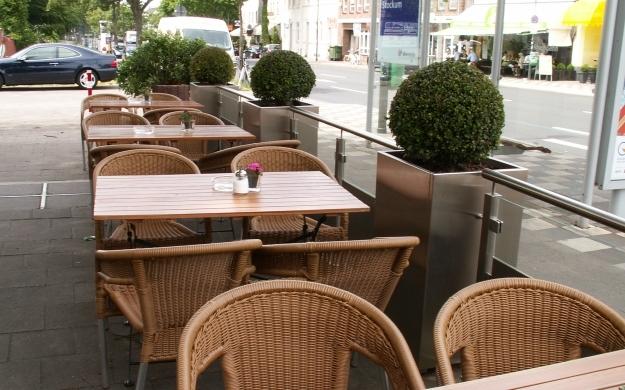 Thumbnail für Cafe - Restaurant Kastanie