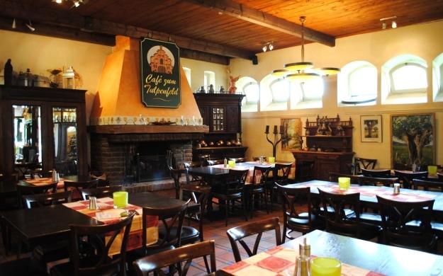 Cafe Zum Tulpenfeld Brunch