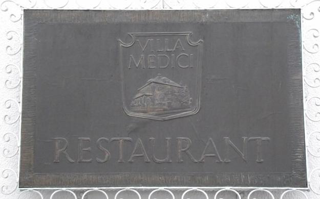 Restaurant Villa Medici Neunkirchen