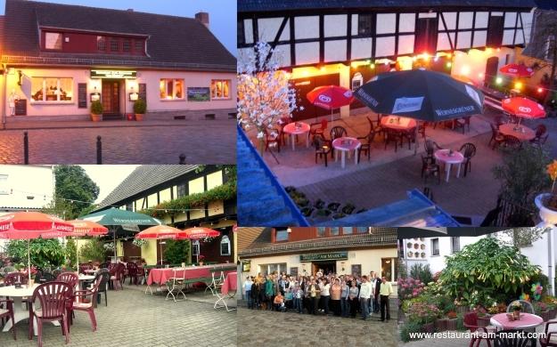 Foto 1 von Restaurant  am Markt in Ketzin