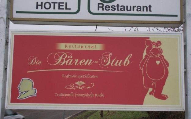 Foto 9 von RESTAURANT DIE BÄREN-STUB in Kleinblittersdorf