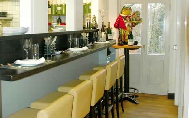 Foto 6 von Restaurant Quack in der Villa Weismüller in Saarbrücken