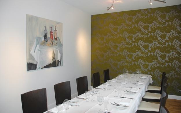 Foto 5 von Restaurant Quack in der Villa Weismüller in Saarbrücken