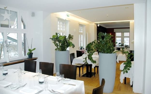 Foto 4 von Restaurant Quack in der Villa Weismüller in Saarbrücken