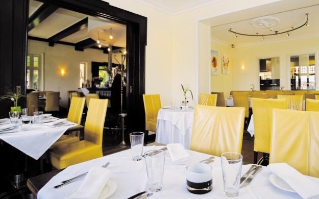 Foto 3 von Restaurant Quack in der Villa Weismüller in Saarbrücken