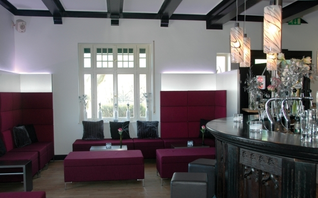 Photo von Restaurant Quack in der Villa Weismüller in Saarbrücken