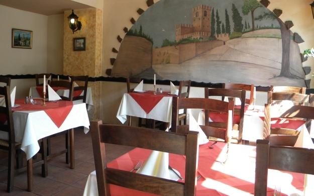 Thumbnail für Trattoria Pizzeria La Fornace