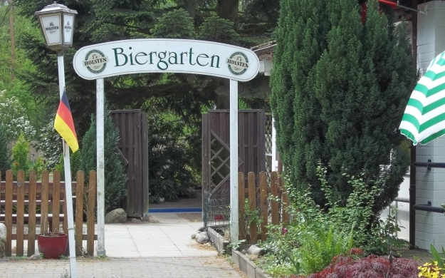 Photo von Biergarten mit Minigolf Bad Bramstedt in Bad Bramstedt