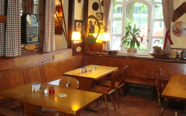 Zum Hax'nwirt Berlin Charlottenburg-Wilmersdorf Bayerisch, Küche