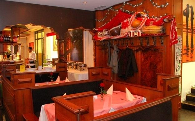 ganesha restaurant indische und ceylonesische spezialit ten stuttgart west bierg rten. Black Bedroom Furniture Sets. Home Design Ideas
