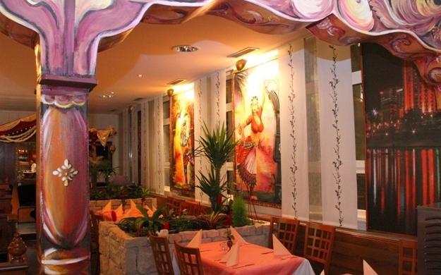 Foto 3 von Ganesha Restaurant - Indische und Ceylonesische Spezialitäten in Stuttgart
