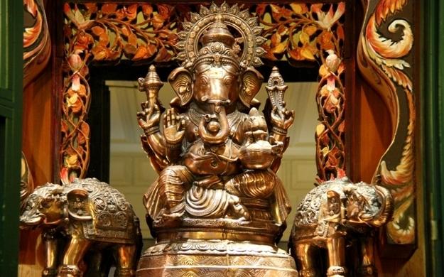 Thumbnail für Ganesha Restaurant - Indische und Ceylonesische Spezialitäten